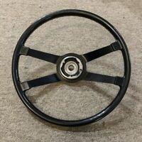 An original 380mm steering wheel for Porsche 911,912,914 in superb condition