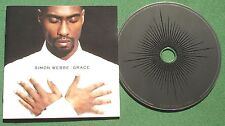 Simon Webbe Grace inc Coming Around Again & Ain't True to Yourself + CD