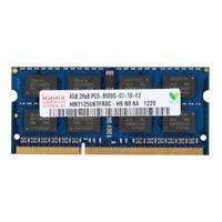 Hynix 4GB 1066Mhz PC3-8500S SO-Dimm 204pin 1.5V SDRAM Memoria per notebook RAM