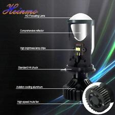 45W H4 9003 Mini Bi-LED Projector LED Headlight Lens Headlamp Retrofit 8000LM