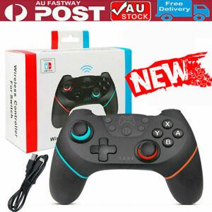 Bluetooth Wireless Gamepad Joypad Joystick Pro Controller For Nintendo Switch AU