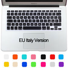 COVER PROTEZIONE COPRI TASTIERA ITALIANA APPLE MACBOOK AIR PRO RETINA 13 15 17