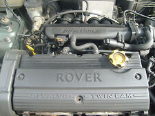 ROVER 25 45 mg zr mg zs   1.4  ENGINE complete can deliver 33000 Miles