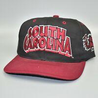 South Carolina Gamecocks Twins Enterprise Vintage 90's Snapback Cap Hat - NWT