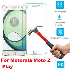 2Pcs 9H+ Premium Tempered Glass Film Screen Protector For Motorola Moto Z Play