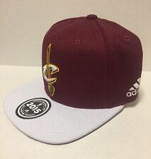 Cleveland Cavaliers NBA Adidas Authentic Draft Snapback Hat