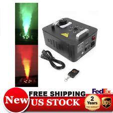 900W 3IN1 6LED RGB Geyser Smoke Fog Machine DJ Stage Vertical Spray DMX+Remote