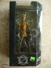 American McGee's Oz- STRAW GOLEM Action Figure, 2002, New In Box, by Carbon 6