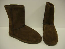 NEW Womens Sz 5 LUGZ Zen Lo WEARLS-201 Chocolate Brown Boots Shoes