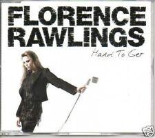 (43S) Florence Rawlings, Hard to Get - DJ CD