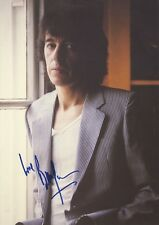 "Bill Wyman "" The Rolling Stones "" In Person Signed Colour Book Picture."