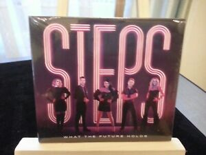 Steps - What the Future Holds   (CD NEW SEALED - 2020)...£5.99..FREEPOST