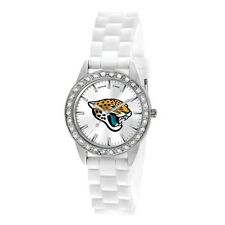 Ladies NFL Jacksonville Ladies Jaguars Frost Watch Style# XWL1108  $38.90