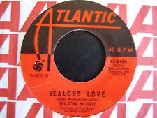 "Wilson Pickett –  I've Come A Long Way  / Jealous Love /RARE   7"""