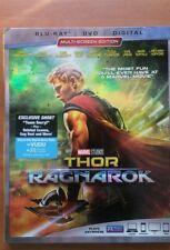 Thor: Ragnarok  (Blu-ray/DVD, 2018, 2-Disc Set, Includes Digital Copy)