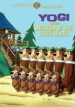 YOGI & THE INVASION OF THE SPACE BEARS - (full) Region Free DVD - Sealed