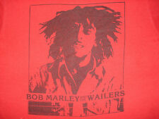 Vintage RARE 1980s BOB MARLEY AND THE WAILERS T SHIRT Butter Soft/Thin Reggae M