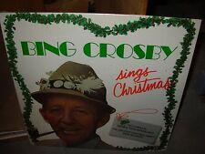 BING CROSBY sings christmas ( holiday ) SEALED NEW
