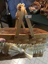 New Listing2000 longaberger basket- Medium