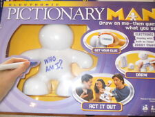 ELECTRONIC PICTIONARY MAN GAME - Draw on Me and Guess What You See.