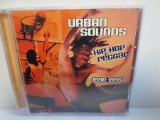 URBAN SOUNDS ~ HIP HOP ~ REGGAE ~ 1990 - 1995 ~ LIKE NEW CD
