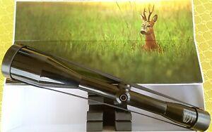 """Zielfernrohr Schmidt & Bender 8 X 56 Absehen""""4"""" Made in Germany Riflecope"""