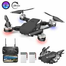 FPV Camera Drone WIFI RC Quadcopter Live Video Ready To Fly 24 Min Flight Time