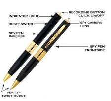 Pen Hidden camera With HD quality audio/video recording, 16GB card support
