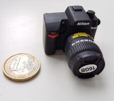 USB Stick 16GB Kamera Design Camera Nikon Memory Geschenk Fotograf Speicherstick