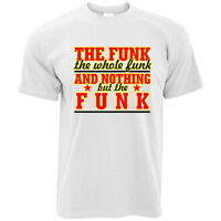 Funk T-shirt 100% cotton parliament funkadelic tower power funky retro cool bass