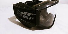 JT Airsoft/Paintball Goggles Adjustable Great Condition Pre-owned FAST SHIPPING!