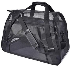 Ppogoo Soft-Sided Pet Travel Carrier-Airline Approved