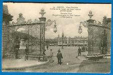 Iron Gates By Jean Lamour, Stanislas Place, Nancy, Lorraine, France - Early PC