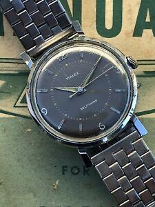 Vintage 1959 Timex Viscount Men's Watch