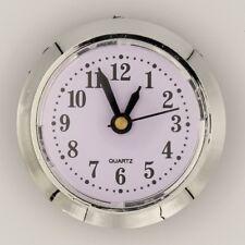 Einsteckuhrwerk Einbau-Uhr ARABISCH Einbauuhr Modellbau-Uhr Ø 50 mm Nr.22