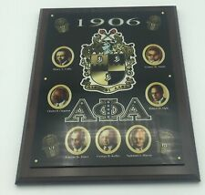 "Alpha Phi Alpha - Founders Wall Plaque 9""x12"""