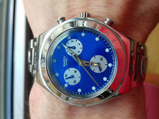 Swatch VINTAGE COLLECTION(2000)SWISS MADE YMS-100G Egeria PREMIUM WATCH OROLOGIO