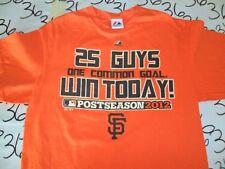 Large- MLB SF Giants Majestic T- Shirt