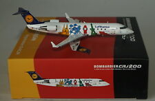 NG Modell 52010 Bombardier CRJ-200LR Lufthansa Cityline D-Acjh Im 1:200 Maßstab