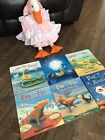 Jane Simmons Set 6 Books 'Come On, Daisy!' & Beautiful Handcrafted Duck EYFS