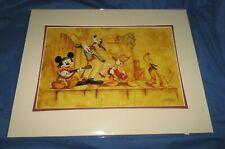 PIRATES OF THE CARIBBEAN Disney Parks Art Print by Doug Bolly  ~Mickey Mash Up