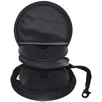 12 mini 8cm Gamecube DVD CD Games Disc Storage Travel Carry Case Wallet Zip Bag