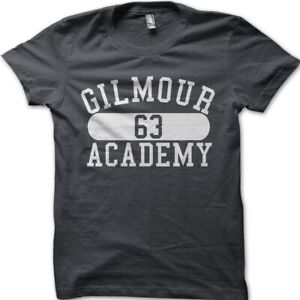 Gilmour Academy T Shirt as worn by David Gilmour of Pink Floyd t-shirt 9124