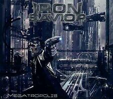 CD Iron Savior - Megatropolis