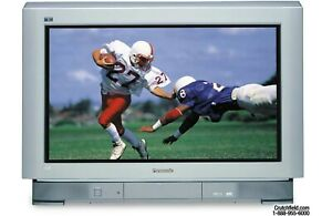 "Panasonic TAU CT34WX52 34"" 16:9 HD Pure Flat Screen TV"