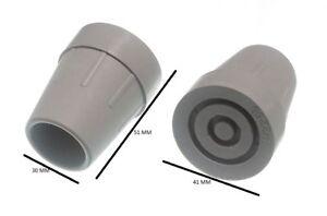 Embout de Canne Béquille Résistant 2.5cm 25mm Id Paquet De 4