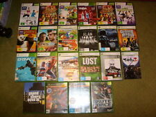 24 Xbox 360 Games + Kinect Sensor - Good to Near New Condition - Lot 2