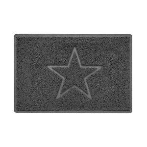 Star Welcome Door Mat Heavy Duty Non Slip Floor Rug for Indoor & Outdoor Use