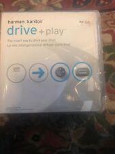 Harman Kardon DP1US Drive + play hands free iPod iphone player - Brand New