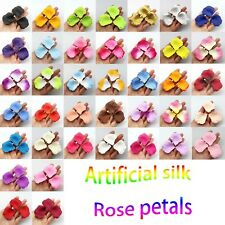 NEW 1000Pcs Petals Silk Artificial Flowers Polyester Wedding Party Decoration